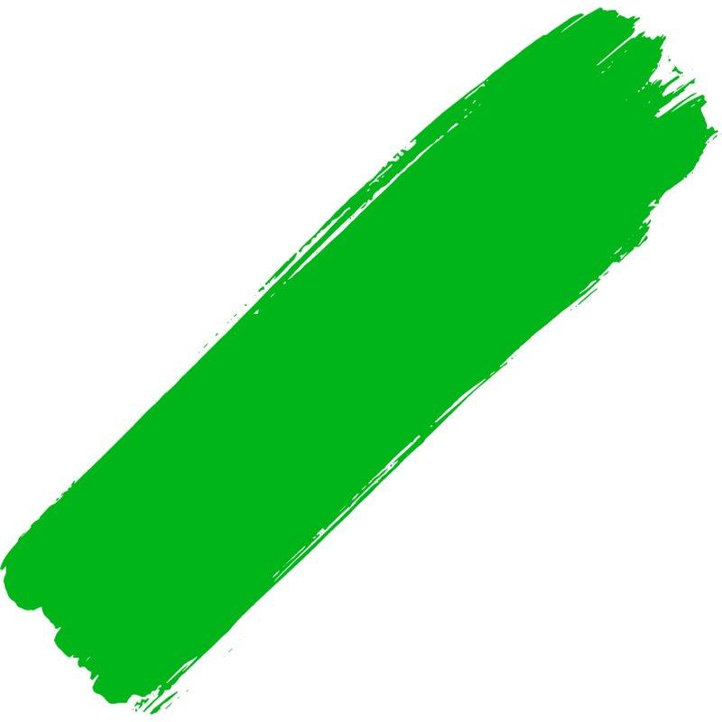 Ral Karte: Epoxid Farbpaste Neongrün-Leuchtgrün (RAL 6038