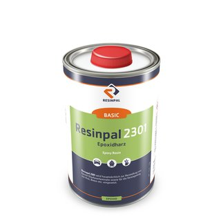 Epoxy Resin Resinpal 2301 + Hardener